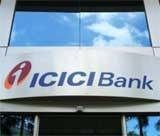 ICICI Bank extends losses to 5 pct after acquisition