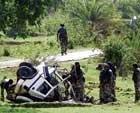 Landmine blast kills 4 CRPF troopers