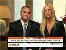 Gatecrasher couple demand apology from White House