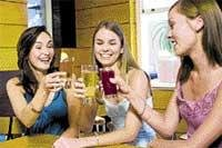 Moderate drinkers have better health