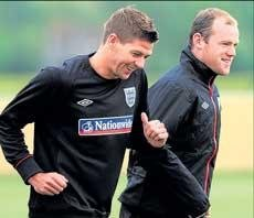 Cool Rooney relishing his new role