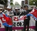 North Korea warns of war if punished for ship sinking