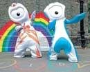 London mascots unveiled