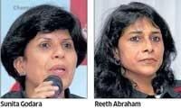 Sunita, Reeth hit out at AFI's ban diktat
