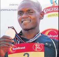 Mbishei to help his Kenyan mates