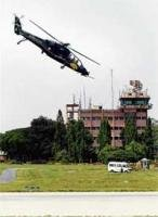 IAF plaudits for LCH on its maiden flight