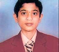 Rajat, ICSE topper from district