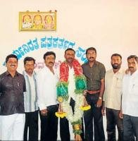 TWJA: Rajagopal unanimously elected president