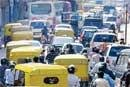 Traffic goes haywire on City roads