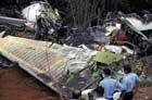 Crash raises issue of India's aviation safety