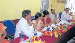 Members in dark over projects: Acrimony in ZP meeting