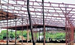 Facelift for Srinivaspur APMC yard