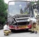 Traffic cops flex muscles against BMTC