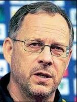 Swede Lagerback has his task cut out in SA