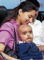 Delhi doctors save Pak boy with stem cell transplant