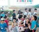 Summer magic for kids