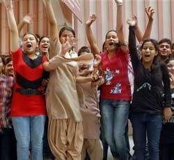 Girls outshine boys in CBSE Class 10 exams
