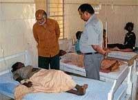 Suspected cholera claims 2 lives, 12 hospitalised