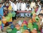 Water problem will be solved on priority: MLA