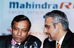 Mahindra submits letter of intent for Ssangyong