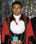 Gulbarga man is mayor of London Borough of Lambeth