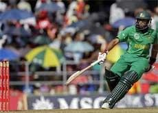 Amla's 129 propels Proteas to fourth victory over Windies