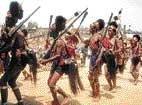 Nagaland's head hunters caught