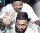 Madani under jail threat, again