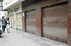 C'pet traders say no to road widening