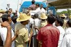 Protests over fuel price hike