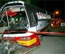 15 killed in Philippines bus accident