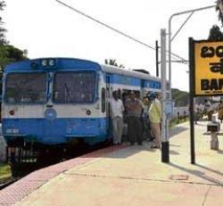 Railcar's last stop