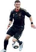 Schweinsteiger eager to set record straight