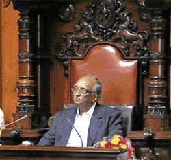 Murthy elected Council Chairman