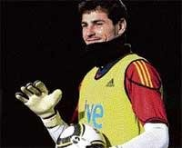 Most crucial game in our history, says Casillas