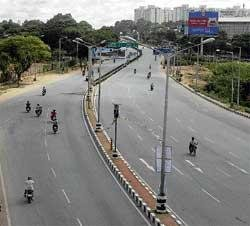 A record low in air and noise pollution on bundh day