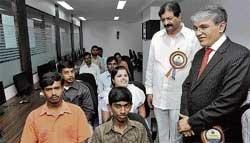 Karnataka Employment Centre unveiled under private participation
