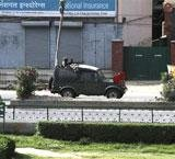 Curfew clamped in more areas of Kashmir Valley