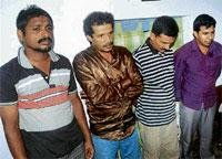 Huge haul of heroin near Mangalore