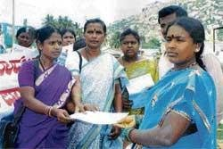 Women demand fair food security law