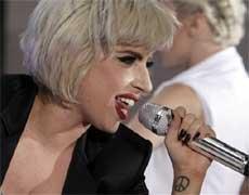 Lady Gaga back with ex-boyfriend