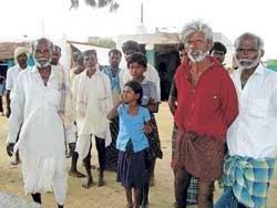 Mystery snake scare empties village