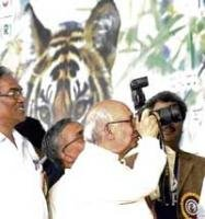 God resides in nature, protect it, says Governor