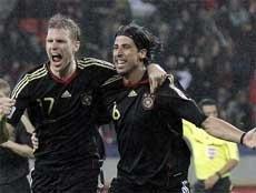 Germany beat Uruguay 3-2, finish third
