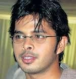 More trouble for India, injury scare for Sreesanth