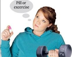 Slimming supplements may be only a waste of money