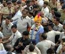 Millions of devotees throng Puri for Rathyatra