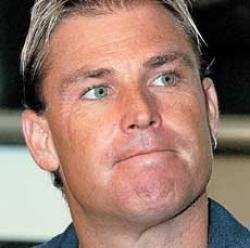 Murali's action was legitimate, says Warne