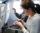 Up in the air: Social networking takes flight
