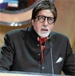 Bachchan plays Bachchan